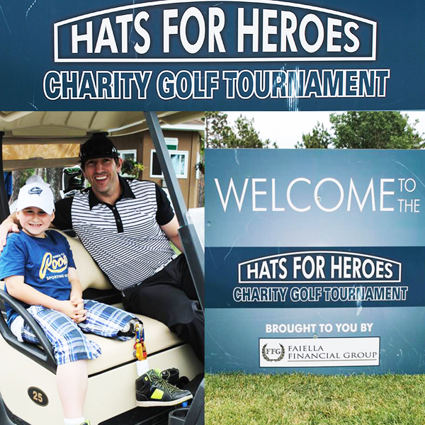 Hats for Heros Golf Tournament