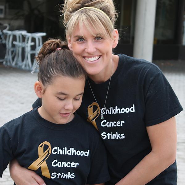 Childhood Cancer Stinks