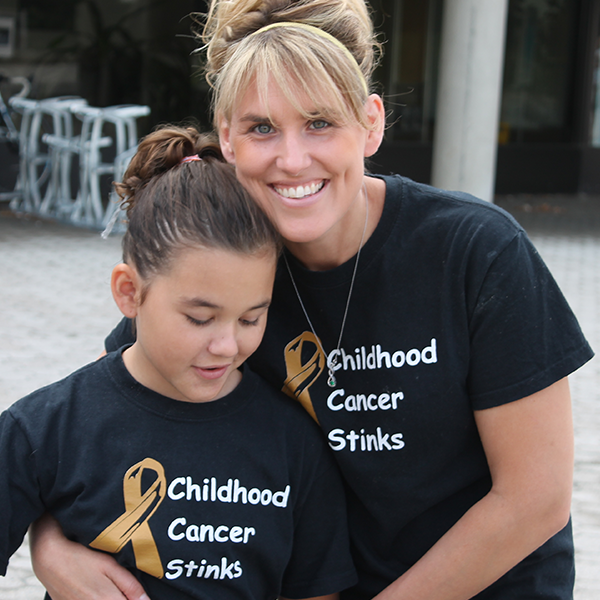 Childhood Cancer Stinks
