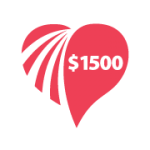 $1500 – Assists a family with household expenses through the Emergency Needs Program