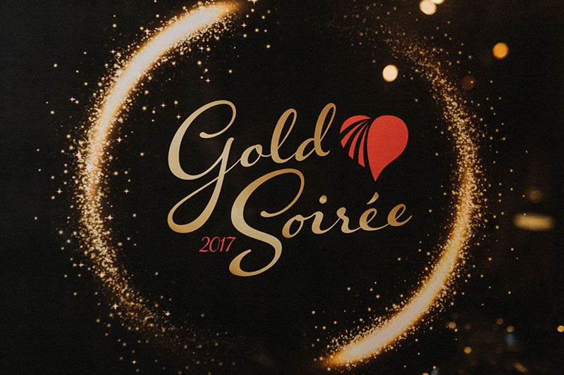 gold soiree