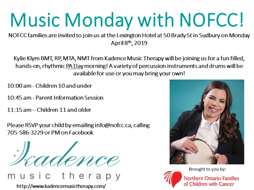 Music Therapy Monday with Kylie Klem