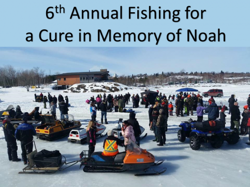 6th Annual Fishing for a Cure in Memory of Noah