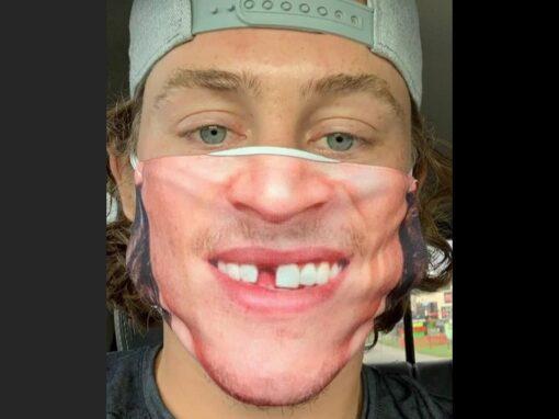 Tyler Bertuzzi Face Masks
